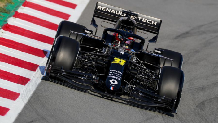 Renault to press ahead with Racing Point and Ferrari protests