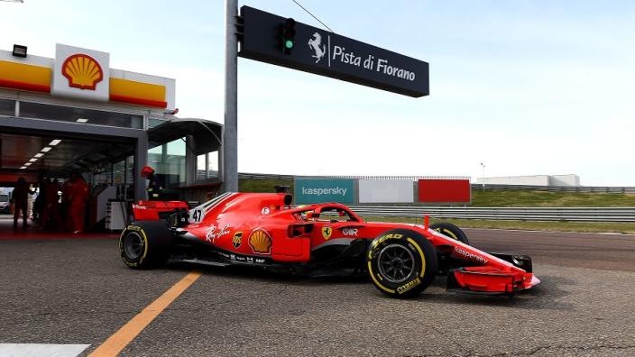 Ferrari and Shell extend longstanding partnership
