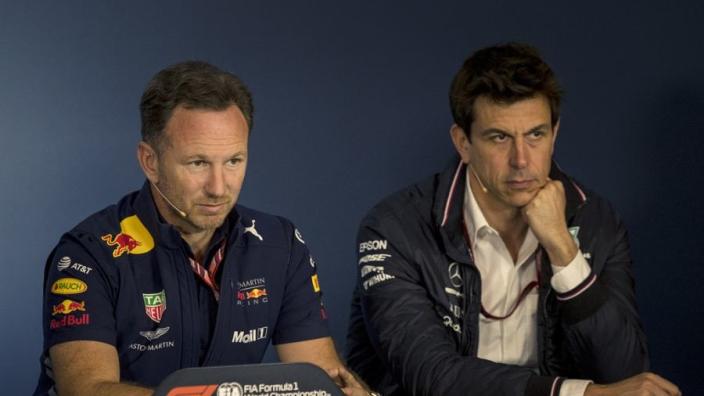 """Wolff prijst Red Bull: """"We hadden vandaag gewoon niet de snelste auto"""""""