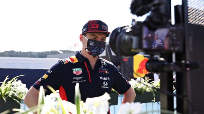 Verstappen focused on 'a more positive' Styrian GP