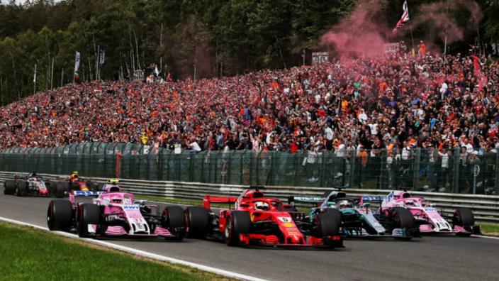 'F1 teams reject Liberty Media proposal'