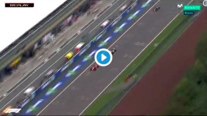 VIDEO: Raikkonen and Hamilton in EPIC battle!