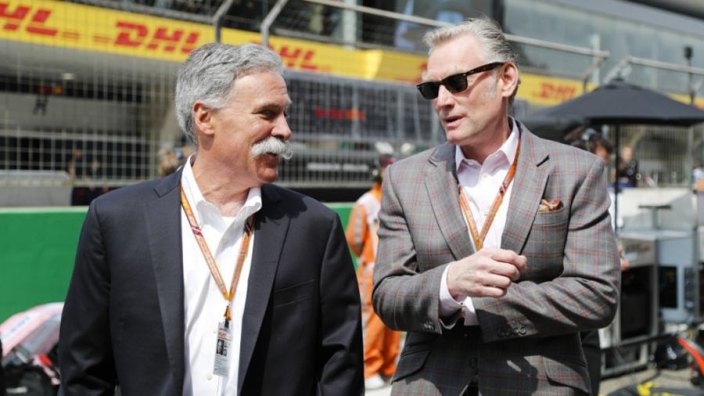 'Liberty Media can't control F1 and won't sell for a profit'