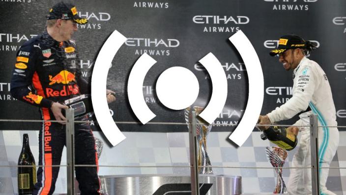 """Podcast Abu Dhabi: """"Mercedes heeft laten zien dat er nog werk te doen is voor Red Bull"""""""