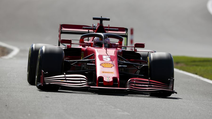 Nightmare start to British GP weekend for Vettel and Ferrari