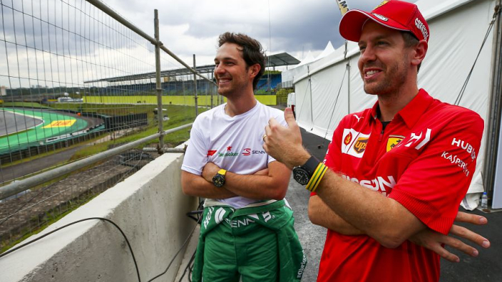 Vettel: Senna has the greatest F1 'legacy'