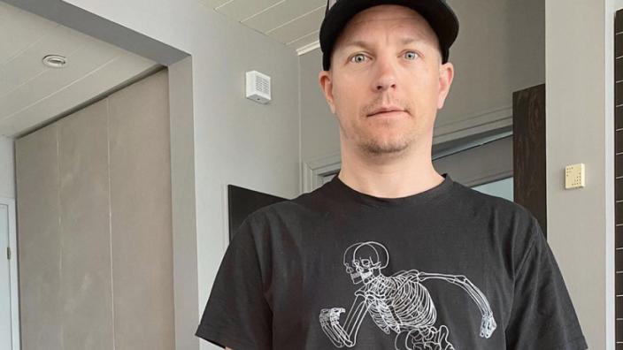Räikkönen krijgt genoeg vitamientjes binnen met zijn bouwwerk voor Alfa Romeo