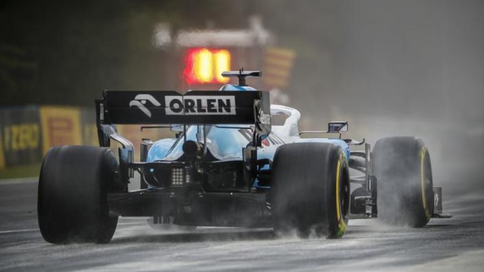 Russell: 'Plek 16 voelt als pole position voor ons'