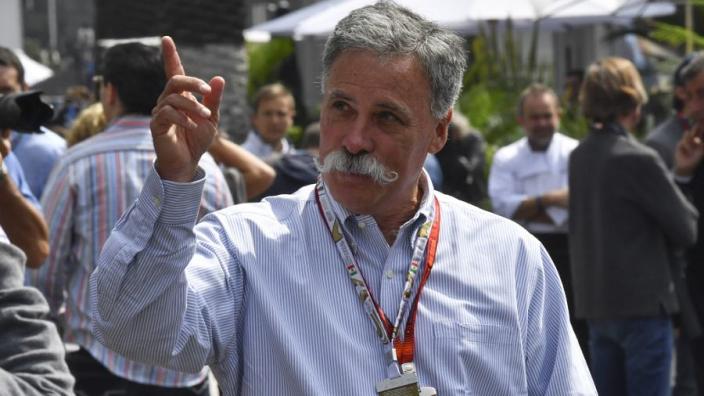 Carey takes pay cut as F1 furloughs staff