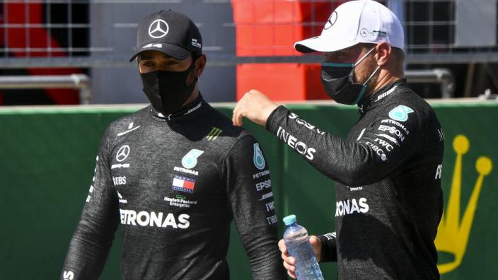 Formule 1 onthult nieuwe details over podiumceremonie Oostenrijk