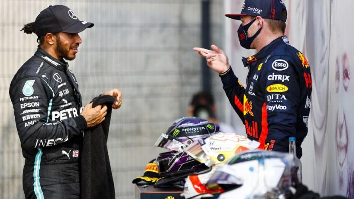 """Verstappen: """"In dominante jaren Red Bull zijn ook dingen weggenomen"""""""