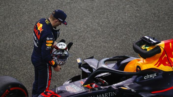 """Verstappen over motorproblemen Abu Dhabi: """"Problemen met acceleratie"""""""