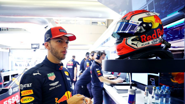 Red Bull brand Gasly performances 'unacceptable' and Austria could decide his fate