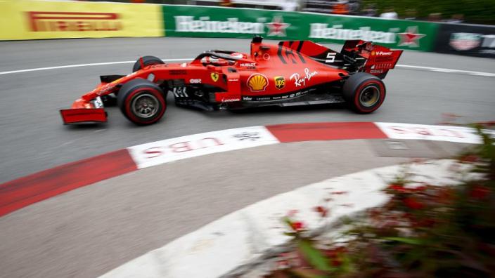 Ferrari s'attend à finir de nouveau derrière Mercedes