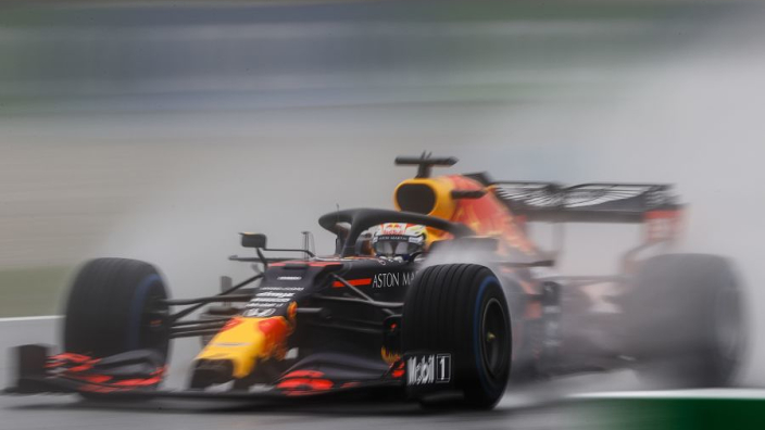 Verstappen: Spin not to blame for missing pole