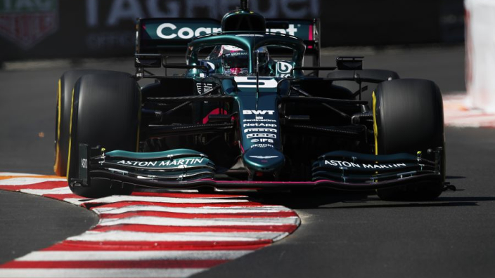 Vettel urges Aston Martin to carry Monaco momentum into Baku