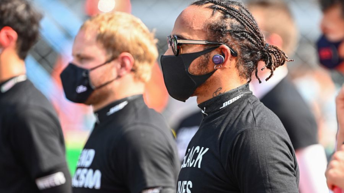 "Hamilton accuses F1 ""decision-makers"" of putting drivers ""at risk"""