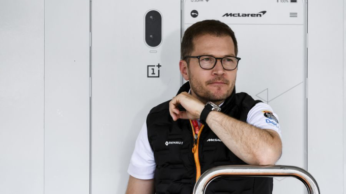 Andreas Seidl cautiously optimistic about McLaren 2020 chances