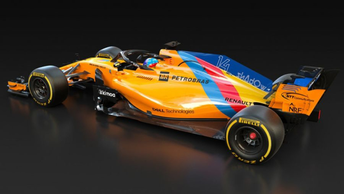McLaren mark Alonso farewell with one-off Abu Dhabi livery