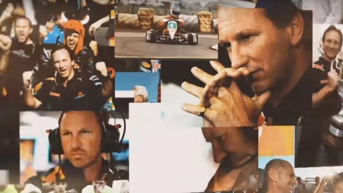 VIDEO: Christian Horner en zijn weg naar de Formule 1