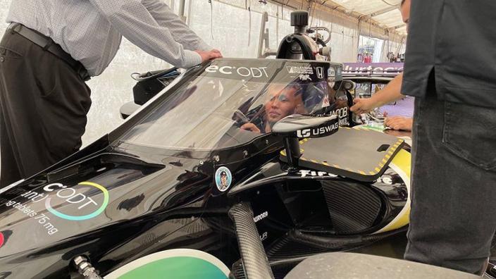 """Albon eyes IndyCar """"opportunity"""" as F1 backup"""