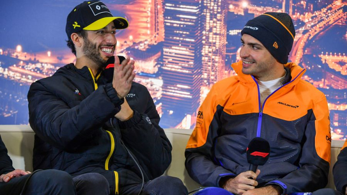 "Ricciardo encouraged by ""big result"" of future team McLaren"