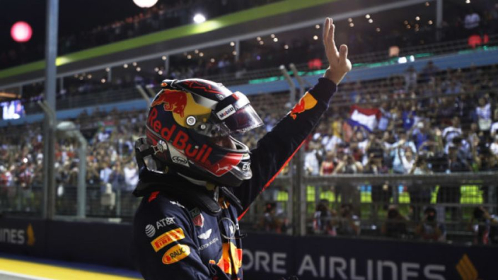 Verstappen is on course to be a world champion, says Toto Wolff