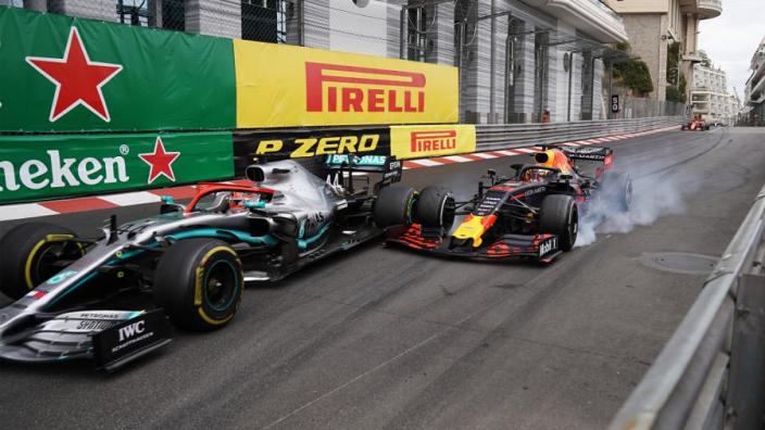 Zo reageert de wereld op de prestatie van Max Verstappen in Monaco