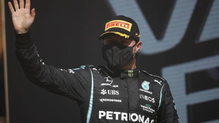 Bottas bevestigd als Alfa Romeo-coureur voor 2022