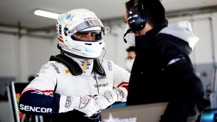 Correa returns to action 533 days after Spa crash