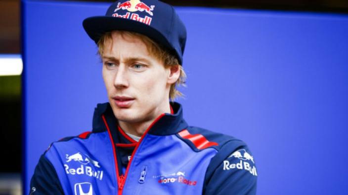 """Toro Rosso bedankt Hartley: """"We wensen hem het allerbeste in de toekomst"""""""