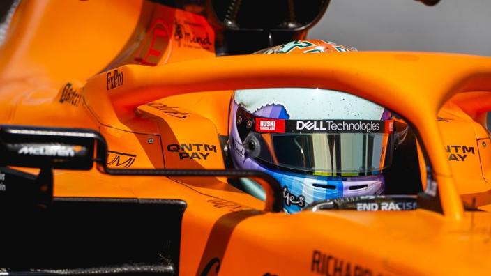 Ricciardo 'struggling for comfort and confidence' in McLaren