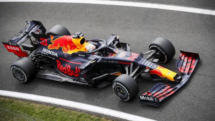 Verstappen met nieuwe achtervleugel en koeling op Silverstone | GPFans Race Day #7