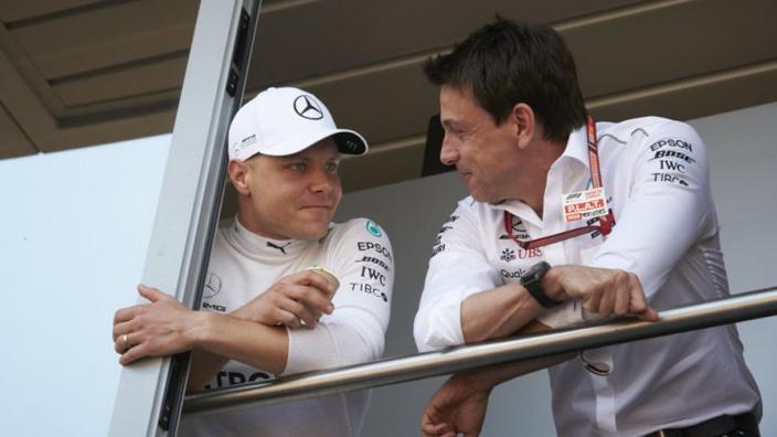 Bottas set for wingman role after Monza