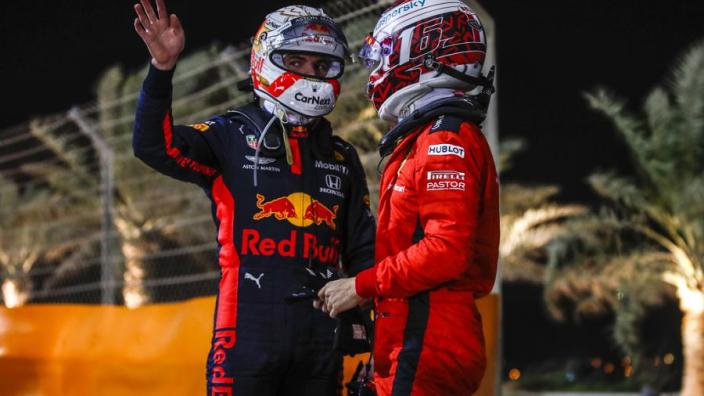 Steiner: 'Schumacher kan Leclerc als voorbeeld nemen'