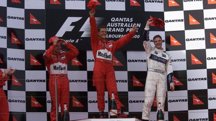 On This Day: Schumacher & Ferrari's dominance begins