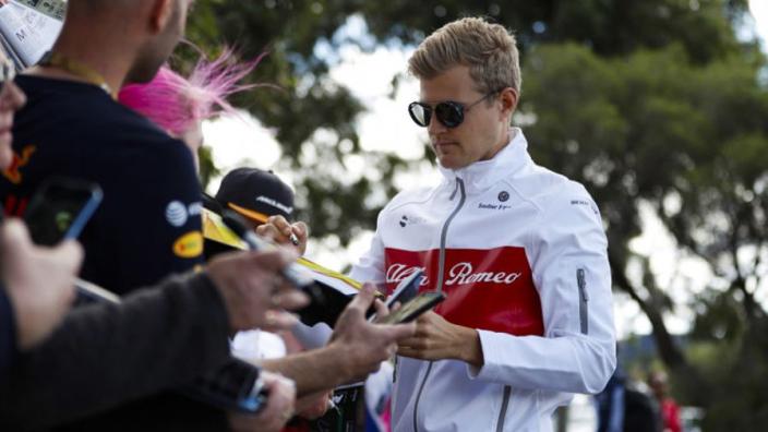 """Ericsson: """"Mijn racepace is goed, kwalificaties moeten beter"""""""