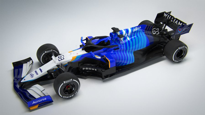 Williams tease upcoming sponsorship announcements