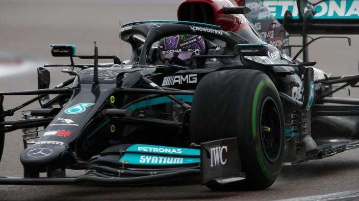 Hamilton claims historic 100th F1 win as Norris suffers bitter heartbreak