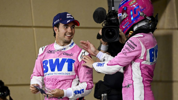 """Perez """"dreaming"""" but not done with F1 after maiden win"""