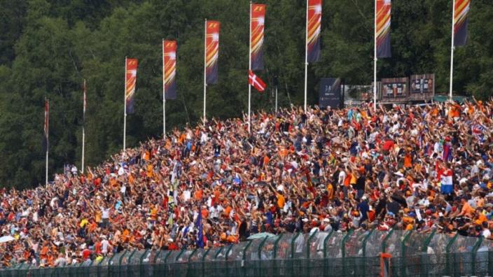 Grand Prix van Singapore gaat niet akkoord met race zonder publiek