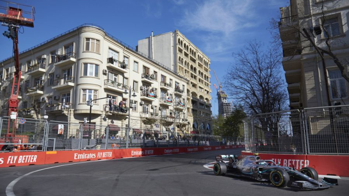 Mercedes protests and redemption - What to expect at the Azerbaijan Grand Prix