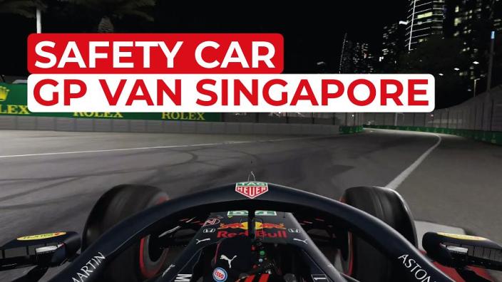Alles wat je moet weten over het circuit in Singapore