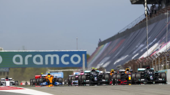 Spanish Grand Prix to take place behind closed doors