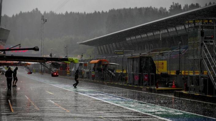 Weerbericht Grand Prix Hongarije: kletsnat weekend voor de boeg