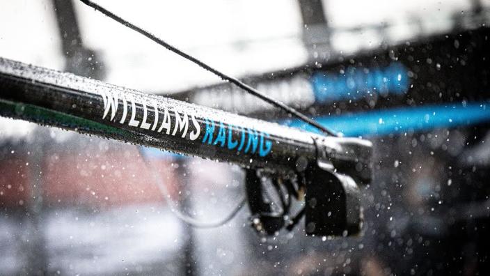 """Williams: """"Hopen op een sterke top tien-finish"""""""