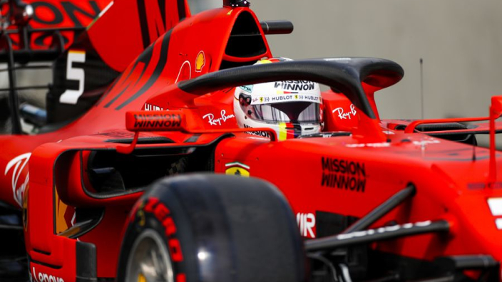Vettel frustrated with Ferrari strategy in Mexico