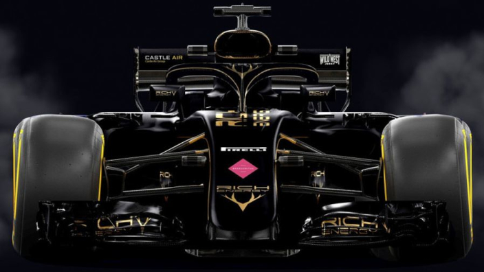 VIDEO: Haas 2019 Rich Energy livery concept - GPFans com