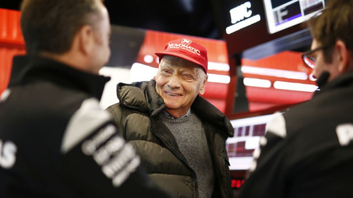 'Lauda to leave intensive care'