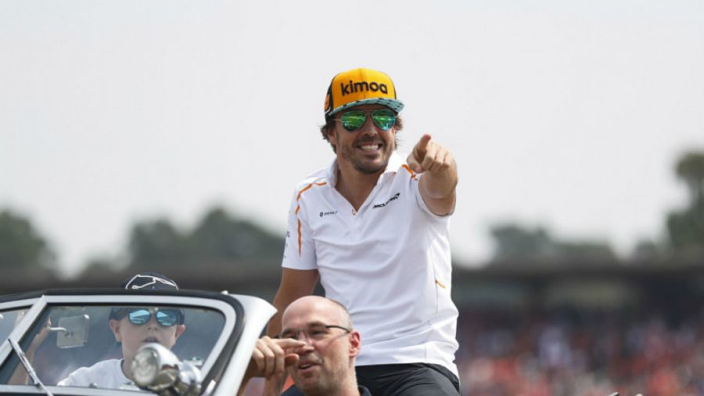 Alonso laughs off Red Bull snub